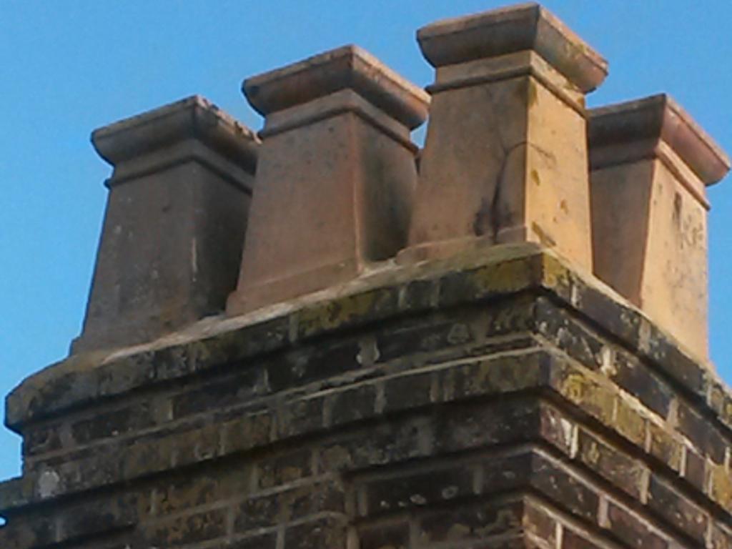 Honey bee removal from chimney - Dorset_2b